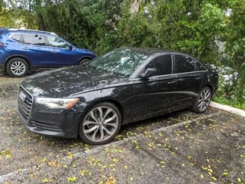 2013 Audi A6 for sale at JacksonvilleMotorMall.com in Jacksonville FL