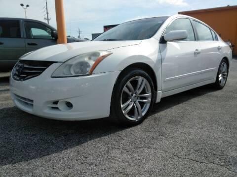 2009 Nissan Altima for sale at JacksonvilleMotorMall.com in Jacksonville FL