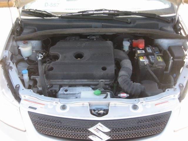 2009 Suzuki SX4 Crossover AWD Crossover 4dr 4A - Canton SD