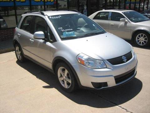 2009 Suzuki SX4 Crossover for sale in Canton, SD