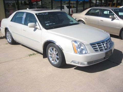 2010 Cadillac DTS for sale in Canton, SD