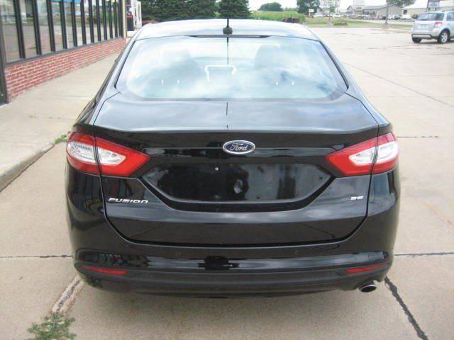 2016 Ford Fusion SE 4dr Sedan - Canton SD