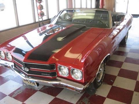 1970 Chevrolet SOLD Chevelle Malibu