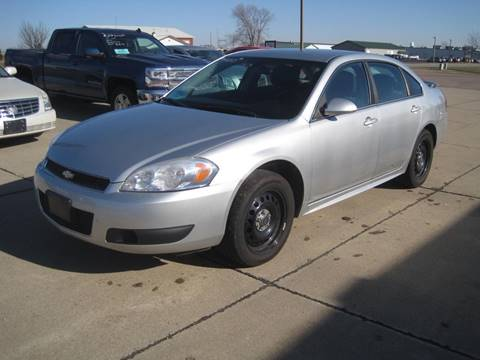 2012 Chevrolet Impala for sale in Canton, SD