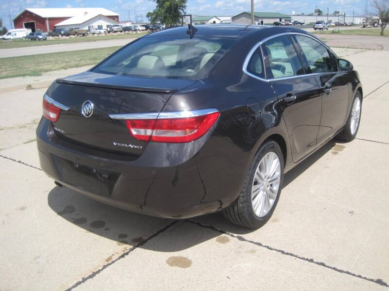 2013 Buick Verano Convenience Group 4dr Sedan - Canton SD