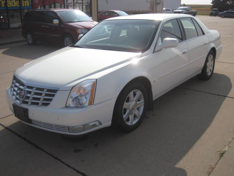 2006 Cadillac DTS Luxury II 4dr Sedan - Canton SD