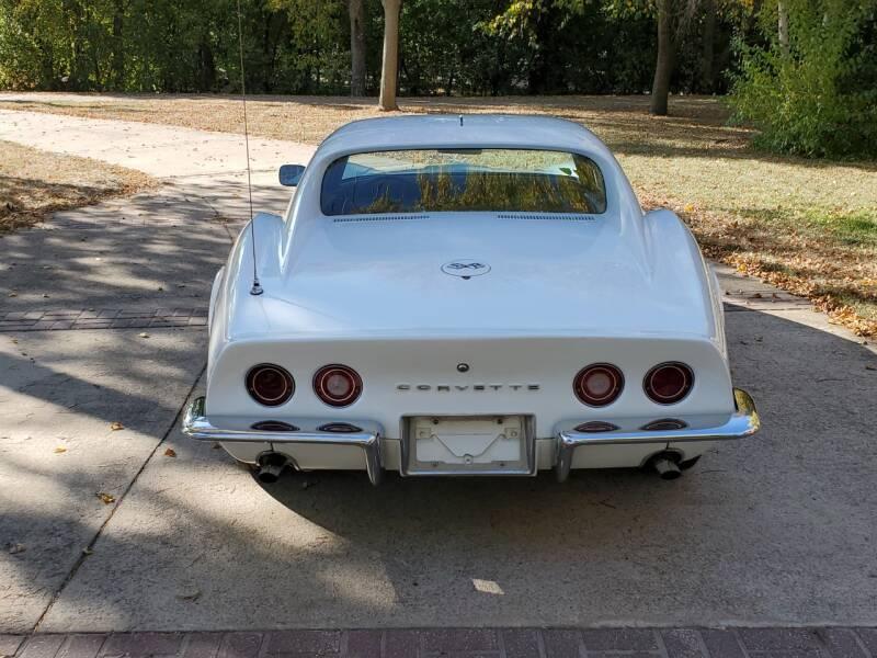 1969 Chevrolet Corvette Coupe - Canton SD