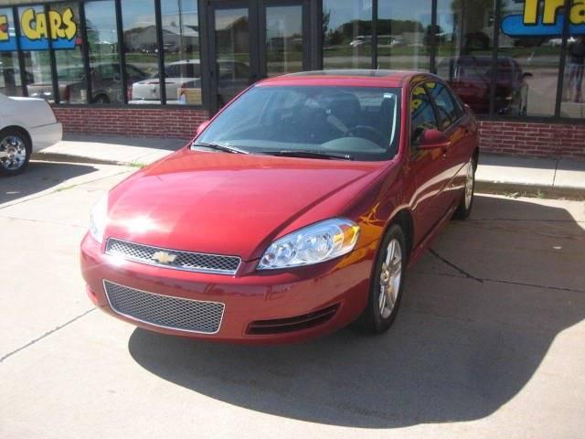 2015 Chevrolet Impala Limited LT Fleet 4dr Sedan - Canton SD