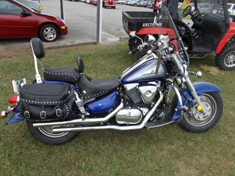 2002 Suzuki Intruder for sale in Fitzgerald, GA