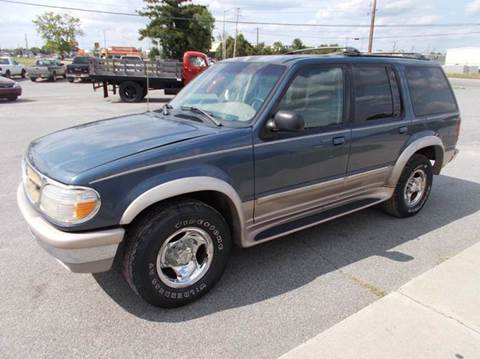1998 Ford Explorer for sale in Fitzgerald, GA