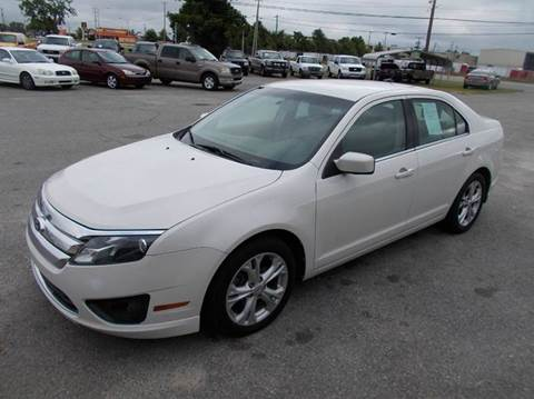 2012 Ford Fusion for sale in Fitzgerald, GA