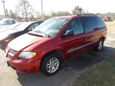 2001 Dodge Caravan for sale in Fitzgerald, GA