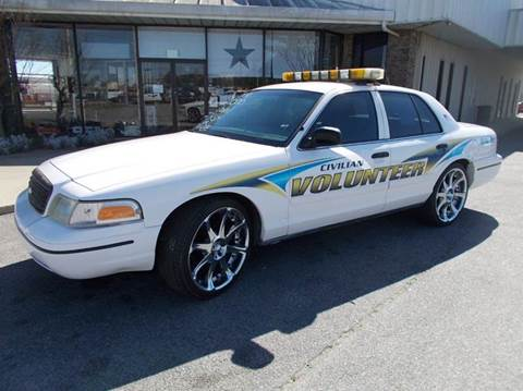 2000 Ford Crown Victoria for sale in Fitzgerald, GA