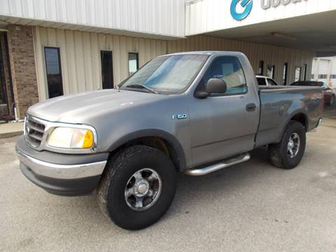 2002 Ford F-150 for sale in Fitzgerald, GA