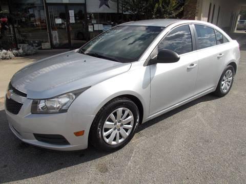 2011 Chevrolet Cruze for sale in Fitzgerald, GA