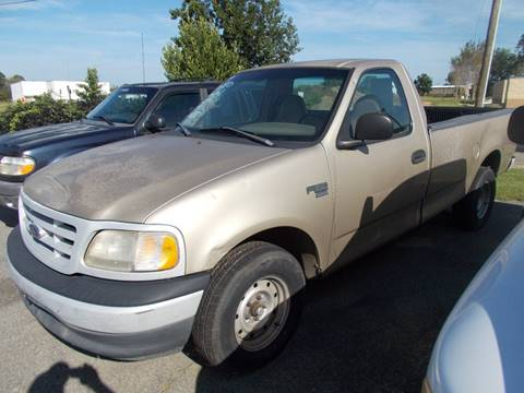 1999 Ford F-150 for sale in Fitzgerald, GA