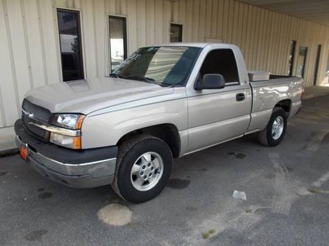 2004 Chevrolet Silverado 1500 for sale in Fitzgerald, GA