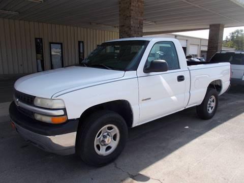 2001 Chevrolet Silverado 1500 for sale in Fitzgerald, GA