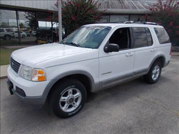 2002 Ford Explorer for sale in Fitzgerald, GA