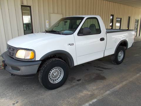 1997 Ford F-150 for sale in Fitzgerald, GA
