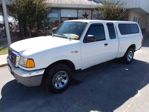 2004 Ford Ranger for sale in Fitzgerald, GA