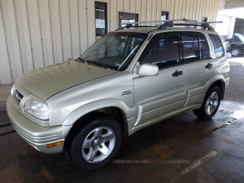 2000 Suzuki Grand Vitara for sale in Fitzgerald, GA