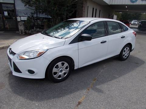 2012 Ford Focus for sale in Fitzgerald, GA