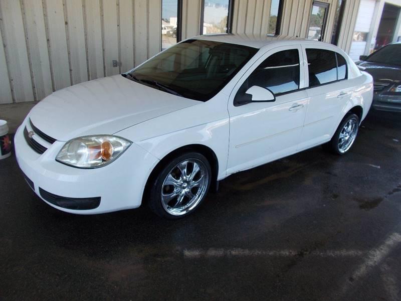 2005 Chevrolet Cobalt Ls 4dr Sedan In Fitzgerald Ga Cars N Stuf Inc