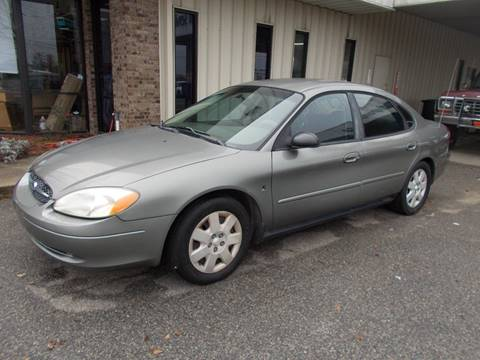 2001 Ford Taurus for sale in Fitzgerald, GA