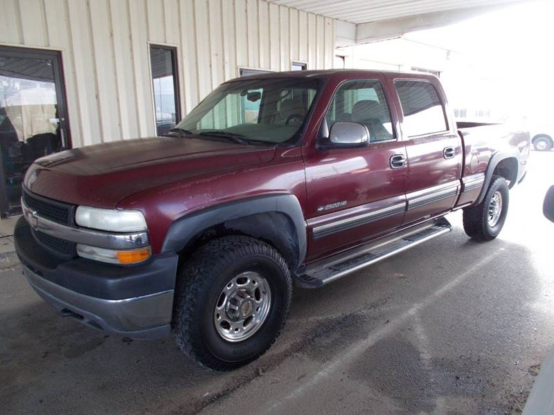 2002 chevrolet silverado 2500hd 4dr crew cab 4wd sb in. Black Bedroom Furniture Sets. Home Design Ideas