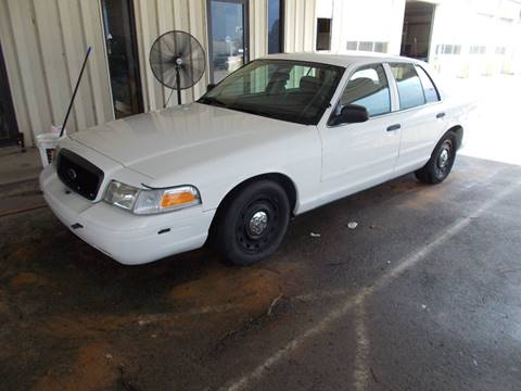 2004 Ford Crown Victoria for sale in Fitzgerald, GA