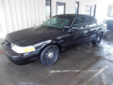 2008 Ford Crown Victoria for sale in Fitzgerald, GA