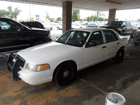 2010 Ford Crown Victoria for sale in Fitzgerald, GA