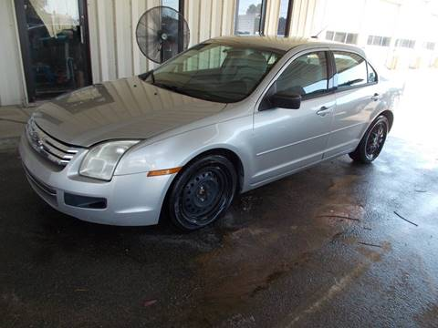 2007 Ford Fusion for sale in Fitzgerald, GA