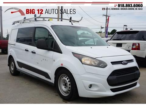 2014 Ford Transit Connect Cargo for sale in Broken Arrow, OK