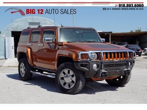 2007 HUMMER H3 for sale in Broken Arrow, OK