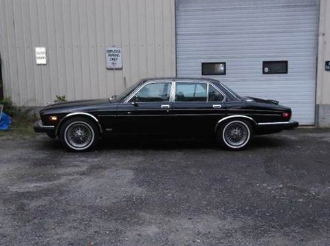 1980 Jaguar XJL for sale at AMK Auto Brokers in Derry NH