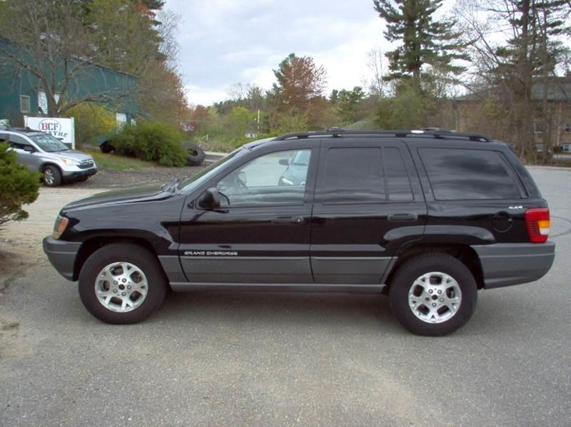 Awesome 1999 Jeep Grand Cherokee Laredo 4dr SUV   Derry NH