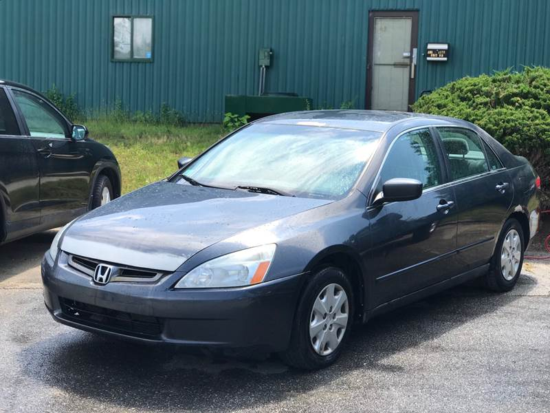 2003 Honda Accord In Derry NH - AMK Auto Brokers