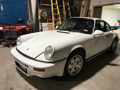 1980 Porsche 911 Carrera for sale at AMK Auto Brokers in Derry NH