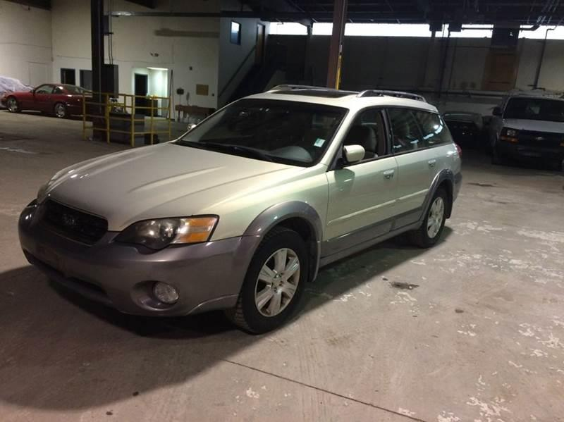 2005 Subaru Outback for sale at AMK Auto Brokers in Derry NH