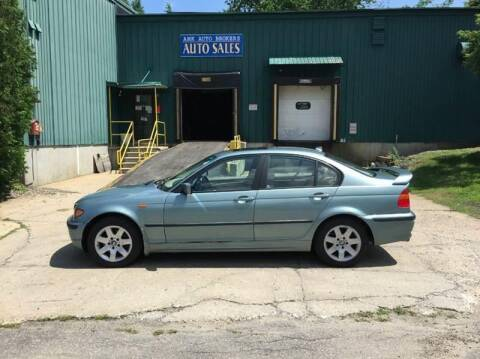 2004 BMW 3 Series 325xi for sale at AMK Auto Brokers in Derry NH