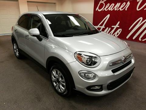 2016 FIAT 500X for sale in Monaca, PA