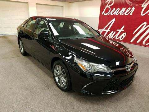 2017 Toyota Camry for sale in Monaca, PA