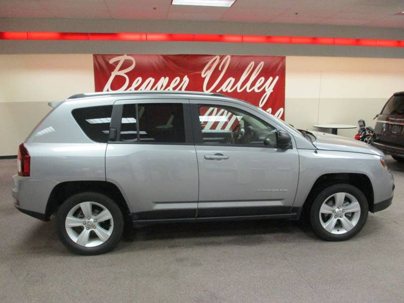 2017 jeep compass 4x4 sport 4dr suv in monaca pa beaver valley. Cars Review. Best American Auto & Cars Review