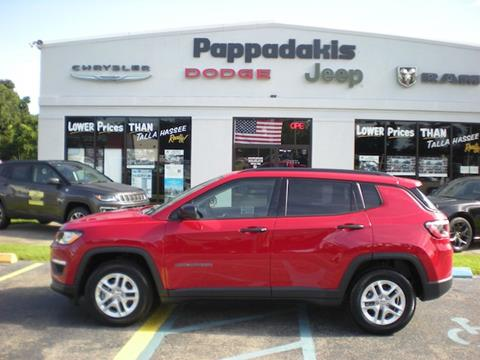 2017 Jeep Compass for sale in Quincy, FL