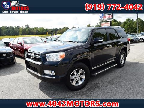 2013 Toyota 4Runner for sale in Garner, NC