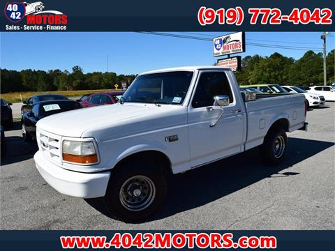 1995 Ford F-150 for sale in Garner, NC