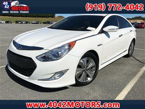 2013 Hyundai Sonata Hybrid for sale in Garner, NC