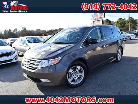 2013 honda odyssey for sale in garner nc for 4042 motors garner nc